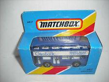 Matchbox Diecast Buses