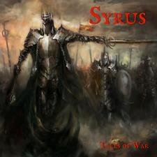 SYRUS - Tales of War (NEW*US TEXAS METAL KILLER*HANKER*JAG PANZER*HELSTAR)