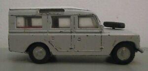 Spot-On 161 - Land Rover Safari - Original Model in nice condition (ODD155)