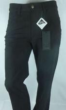 Lange Schlanke-Größen-Herrenhosen mit geradem Bein