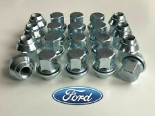 20 x Ford Mondeo Replacement Alloy Wheel Nuts M12 x 1.5 19mm Hex, OE Style