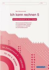 Langhans, Katrin: Ich kann rechnen 5 - Schülerarbeitsheft für die 4. Klasse, Tas