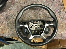 Ford Transit Custom Limited Leather Steering Wheel With Cruise Control