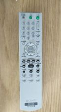 SONY DVD Player Remote Control RMT-D175A IR Tested And Works F7