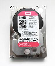 "Western Digital WD Red Plus 6TB WD60EFRX NAS Hard Drive SATA 3.5"" - READ LISTING"