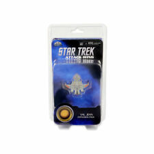 NEW Star Trek Attack Wing: Independent Val Jean Expansion Pack FACTORY SEALED