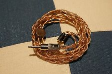 PW Audio Anniversary Series No.5 Copper MMCX CM 3.5mm 2.5mm 4.4mm Balance Cable