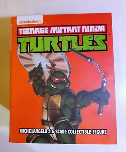 Mondo Teenage Mutant Ninja Turtles 🐢 TMNT Michelanglo 1:6 Scale MOC  Nicke