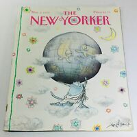 The New Yorker: March 2 1992 - Full Magazine/Theme Cover Ronald Searle