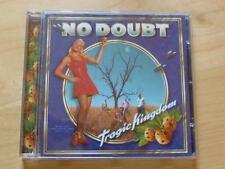 CD No Doubt Tragic Kingdom -  geprüft & abspielbar music album 1995