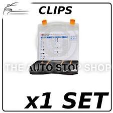 Elementi di fissaggio pannelli & Trim CLIPS FIAT 147-PANDA 323 Pezzi 1 Set parte no: 89