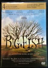 Big Fish (2003) Dvd Ewan McGregor