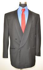 Ermenegildo Zegna US: 46L, EU: 56L Tuxedo Jacket Wool