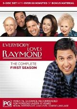 Everybody Loves Raymond : Season 1 (DVD, 2004, 5-Disc Set)