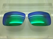 Von Zipper Elmore Custom Made Replacement Lenses Green Mirror NEW!!! VZ