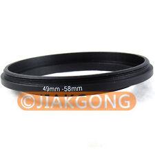 Male 58mm-49mm 58-49 mm Macro Reverse Ring / reversing