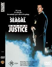 Out For Justice (DVD, 2000) Steven Seagal - Free Post!