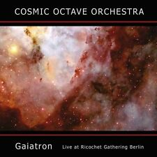 Cosmic Octave Orchestra - Gaiatron CD NEW OVP Sealed Ambient KLNGWIRKSTOFF