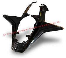 NEW SUZUKI LT500 QUADRACER BLACK PLASTIC FRONT FENDER LTR500 LT500R