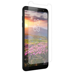 Zagg InvisibleShield Glass+ Tempered glass Screen Protector for Galaxy J4+
