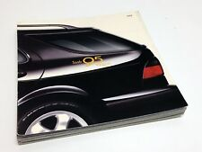 1999 Saab 9-5 Wagon Square Brochure