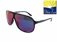 CARRERA NEW SAFARI F3IMI BLU ROSSO MIRROR Sunglass Occhiali Sole Sonnenbrille