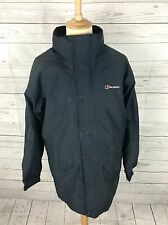 Mens Berghaus Gore-Tex Jacket - Medium - Navy - Good Condition
