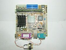 VIA EPIA-5000 Embedded Industrial Motherboard with 128MB RAM + I/O SHIELD