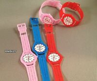 Lot of 50 Toy Wrist Watch Party Bracelets dentist giveaways teacher prizes favor