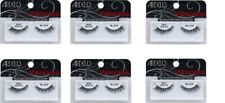 6 Pair Ardell Demi Wispies False Fake Eyelashes Black 6 PACKS NEW