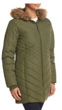 Women's Jackets Size XL Bellow Zero Quilted Jackets Olive Green Winter Coats NEW