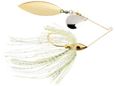 War Eagle Tandem Willow Nickle Frame Spinnerbaits Spot Remover WE38NT09