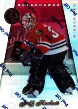 1997-98 Pinnacle Certified Mirror Red #30 Jeff Hackett