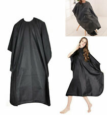 Hair Cutting Cape Pro Salon Hairdressing Hairdresser Gown Barber Cloth Black Us