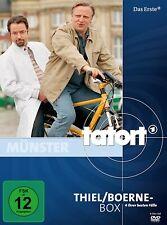 TATORT - Thiel / Boerne Box - 4 DVD Box !! - Neuwertig
