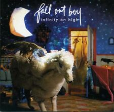 FALL OUT BOY Infinity On High Platinum Edition CD & DVD  - Bonus Live Tracks