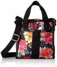 LeSportsac Women's Essential Mini City Tote Bag in Romantics Black