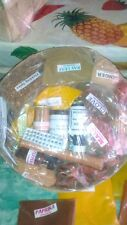 100% Organic Grenadian Spices and Spice Gift Basket. MADE IN GRENADA. LARGE