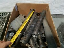 """12 Titanium Anode Baskets 18"""" x 2"""" for Plating Tank 12 Baskets = 1 Price"""