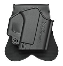 Springfield Armory XDS4500H XDS/XDS mod2 Polymer holster 9mm, 40 S&W,45 ACP