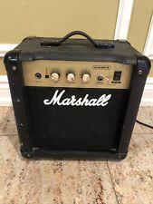 Marshall Guitar Amplifier G10 Mk Ii Mk2 Practice Amp Electric Guitar