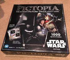 Star Wars Pictopia Game; BNIB