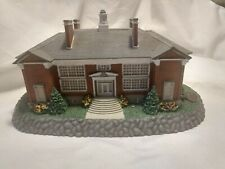 "Norman Rockwell's Hometown Collection ""Stockbridge Plain School"" 1993 Very Cute"
