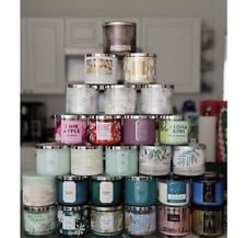 New Bath And Body Works 3-Wick Candle 14.5 Oz You Choose The Scent!