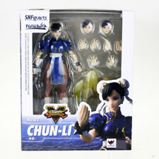 "New S.H.Figuarts Street Fighter No.02 Chun-Li Action Figure 6"" Inch In Box Hot"