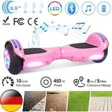 6,5Zoll Hoverboard Elektro Scooter LED Selbst Balance ElektroRoller E-Skateboard