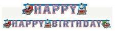 Boys Girls Birthday Party Thomas The Tank Engine 'Happy Birthday' Letters Banner
