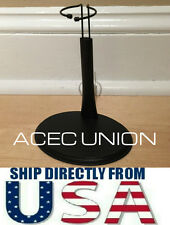 1/6 Action Figure Stand For Muscular Hot Toy Figures C Hook - U.S.A. SELLER