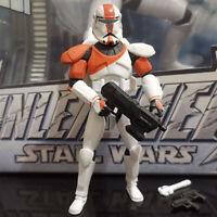 STAR WARS the clone wars REPUBLIC COMMANDO BOSS Delta Squad CW11