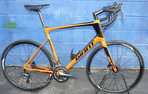 Giant Defy Advanced 3 Road Bike - XL carbon frame